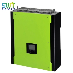Hybrid on off inverter with energy storage
