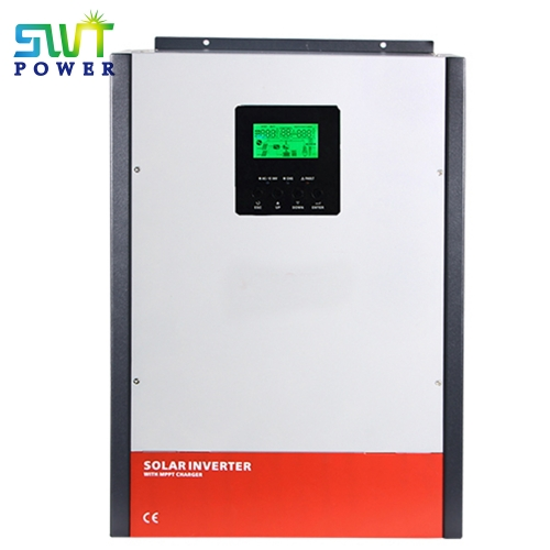Off-Grid Hybrid Inverter with MPPT Solar Controller