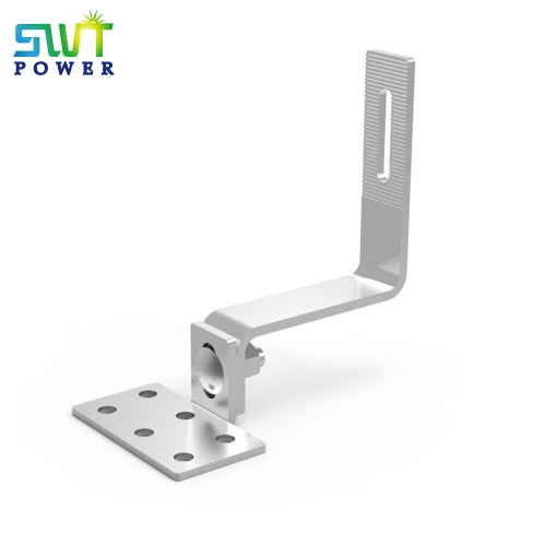 Adjustable SS304 tile roof hook