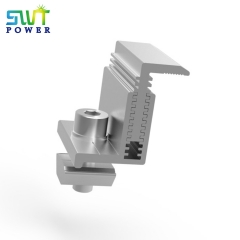Adjustable end clamp 32-50mm